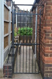 Wrought Iron Gate (Full Height)