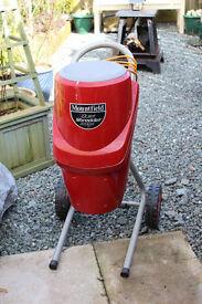 Mountfield 2200W garden shredder
