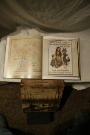 Hardback Book in Box - 'The First World War Remembered'