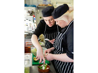 Full Time Chef Couple - Live In - Up to £8.00 per hour - Heron on the Lake - Fleet - Hampshire