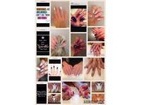 mobile nail tech/beauty treatments