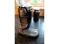 Nespresso Magimix Citiz&Milk Coffee Machine