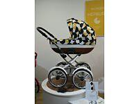 Cosatto wonder travel system pram/pushchair/car seat