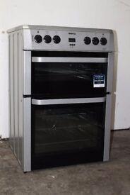 Beko 60cm Ceramic Top Cooker/Oven Digital Display Good Condition 12 Month Warranty