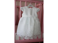 Baby Christening, Party, Occasional Dress 3-6 months