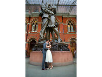 London wedding photographer - full day of coverage £600!