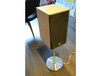JBL Hi-Fi Loudspeakers XE20 Mk2 (2x pairs available, including a stand for each speaker)