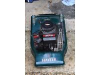 Hayter Deck and B & s Petrol motor
