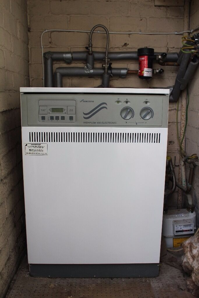 worcester highflow 400 electronic combi boiler