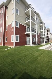 ONE OF LACOMBE'S NEWEST APARTMENT BUILDINGS