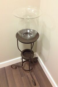 Hurricane Candle Stand
