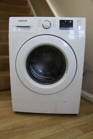 Washing Machine,Samsung Eco Bubble 9KG load 1400 spin. As new no faults whatsoever