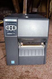 ZEBRA ZT220 LABELING MACHINE