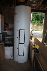 Vailliant Aurostor 260l Twin coil, unvented cylinder, Brand new