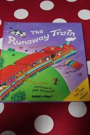 The Runaway Train Book