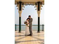 Brighton Based Creative Wedding Photographer