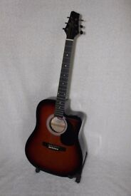 Stagg Electro-Acoustic guitar
