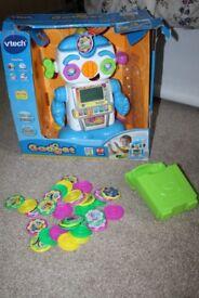 V-Tech Gadget the Robot- interactive pre-school toy