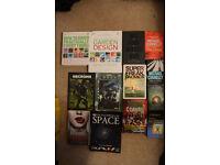 Huge Job Lot Of Books Bundle