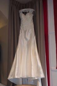 Wedding Dress, Veil and Tiara
