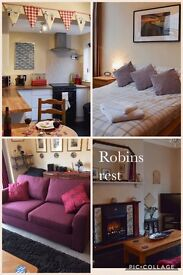 Spacious apartment Whitby dog friendly close to beach and town