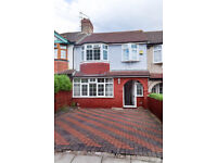 Newly Refurbished Terrace House in Perivale Available