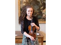 Violin and Music Lessons