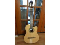 Antonio Lamaq classical guitar