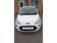 2011 (61) Ford Ka Studio white 1.2