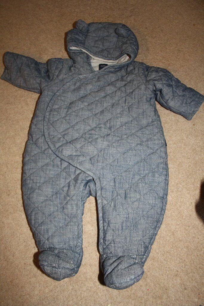 GAP Snowsuit Size 3-6 months