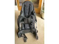 b3770a6683d Trubend GS-90 carrier for children aged 6-30mths. Converts to a seat