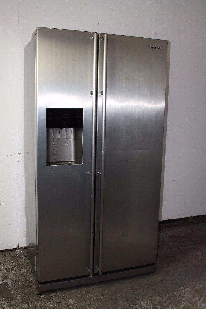 Samsung American Style Fridge Freezer Water & Ice Dispenser Good Condition 6 Month Warranty