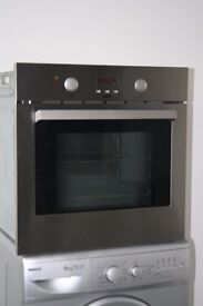 Zanussi Built-In Single Oven/Cooker Digital Display Excellent Condition 12 Month Warranty