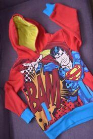 Superman boys hoodie
