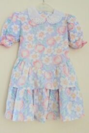 Girls / Toddlers / Kids Pretty Dress, age 2 - 3 Years, Very Good Condition, Histon