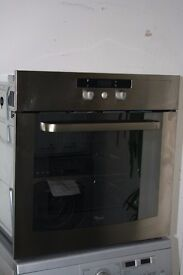 Whirlpool Single Oven.Digital Display.Excellent Condition.12 Month Warranty.