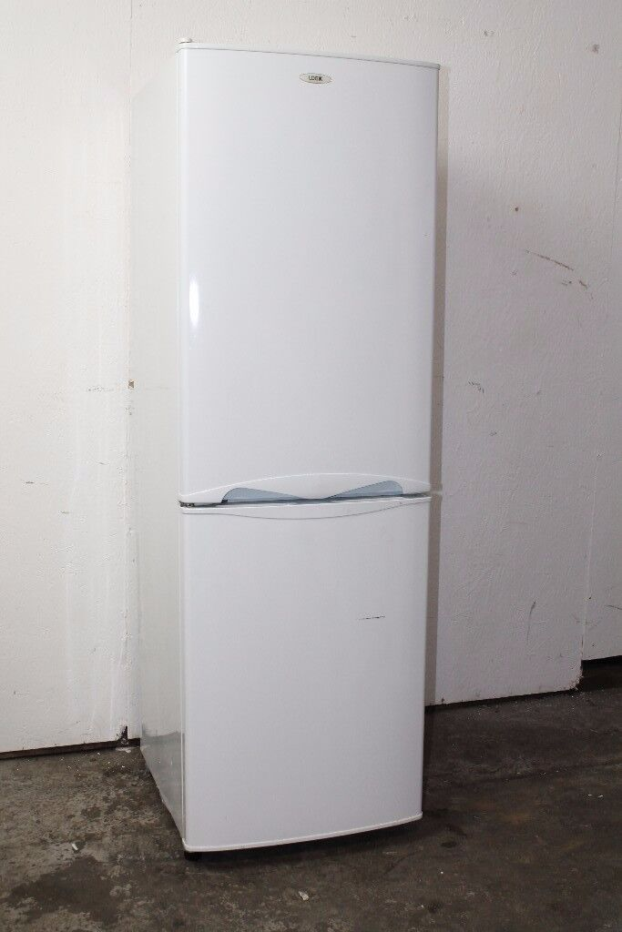 Logik Fridge Freezer 152cm Height Good Condition 6 Month Warranty Delivery Available