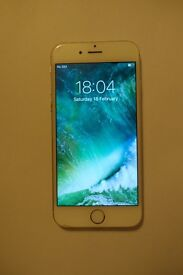 **iPhone 6 64GB Silver Unlocked**
