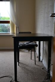 SOLD Desk and chair