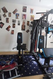 L@@K HOME GYM FOR SALE