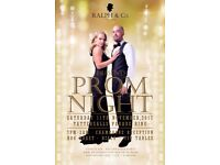 Ralph & Co. PRESENTS... PROM NIGHT - The night out you need this Winter...