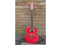 Electric guitar - Daisy Rock Rock Candy Special
