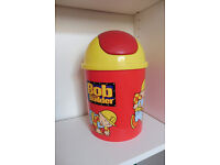 ideal for boys bedroom light, bin, lampshade, pictures