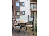 2 Bed 2 Bath Serviced Apartment Southampton City Centre With Parking Daily Rates from £105 per night