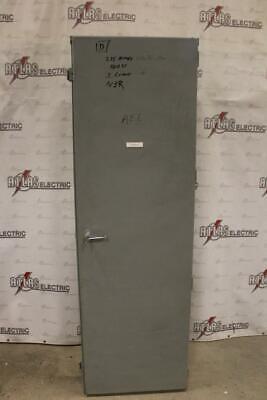 Square D Low Voltage Panel Board I Line 225 Amp 480 Volt Nema 3r Hcn12-4449422g