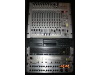 Behringer EURORACK UB2442FX-PRO Mixing Desk - Mixer