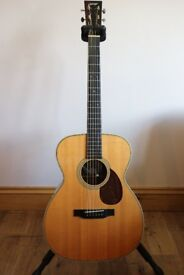 Collings OM2H with K&K Trinity Pickup