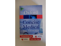 Oxford Concise Medical Dictionary Eighth Edition