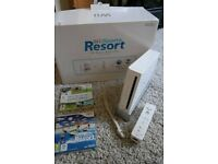 Boxed Wii with Games