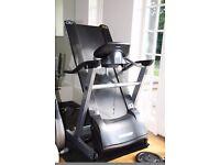 Foldaway Reebok TR3 treadmill